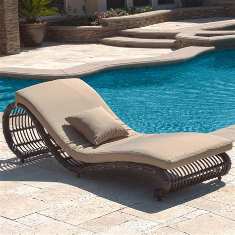 swinging door salon alice tx pool chaise lounge chair kauai outdoor wicker pool chaise