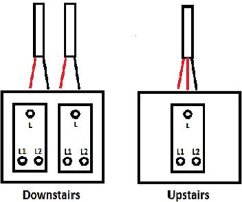 landing switches wiring diynot forums