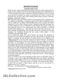 Reading Comprehension Worksheets For High School by Collections Of Reading Comprehension Worksheets High