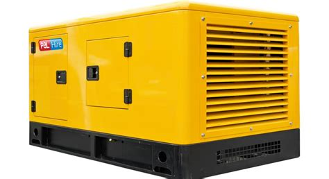 home top generator hire