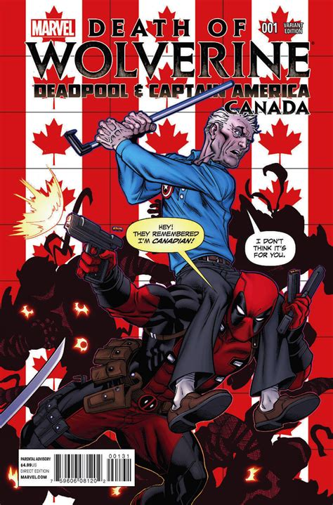 a for all time canada the most canadian superheroes of all time neatorama