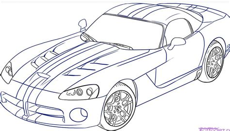 car drawing drawing cars how to draw a car by for pictures