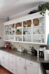 Kitchen Drawers Instead Of Cabinets I The Idea Of Open Shelving Instead Of Cabinets In
