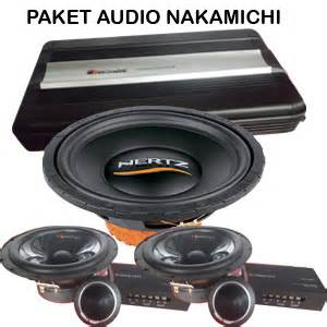Audio Mobil Nakamichi Stereo Sound Quality Audiomobilbsd mengenal produk nakamichi audio mobil stereo system