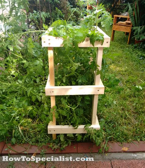 build tomato cage how to build a tomato cage howtospecialist how to