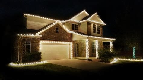 classic christmas house lights pearland light installation light installation