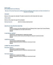 simple meeting minutes template free meeting minutes template 13 free word pdf psd