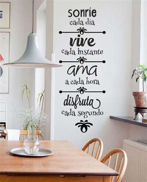 decoracion de pared foto frases en la pared de cobos 1616273 habitissimo