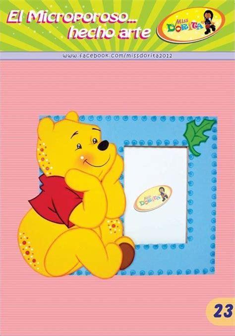 imagenes de winnie pooh en foami 17 best images about portaretratos con fomi on pinterest