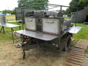 1985 army field kitchen