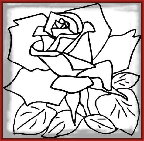 imagenes de una rosa para dibujar faciles imagenes de rosas para dibujar a lapiz archivos imagenes