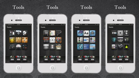 themes for my iphone 4s custom theme mod iphone 4 4s part 2 by khorvat