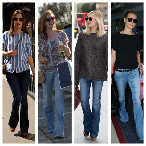 bootcut jean outfits for 2015 ways to wear boot cut jeans they re back by the way