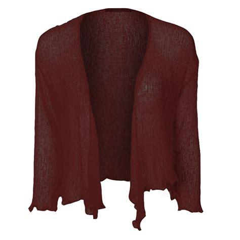 Bolero Cardigan new womens knit bali tie up bolero shrug cropped cardigan top ebay