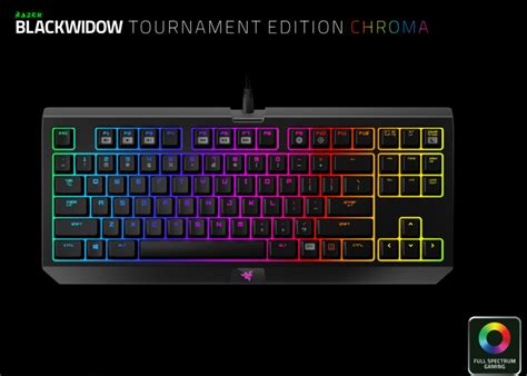 Razer Blackwidow Chroma Overwatch Edition Keyboard Gaming 2 razer blackwidow x tournament edition chroma 11street malaysia keyboards