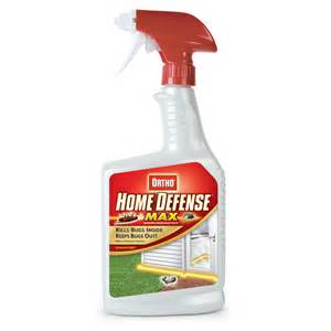 home defense spray shop ortho home defense max 24 fl oz insect killer at