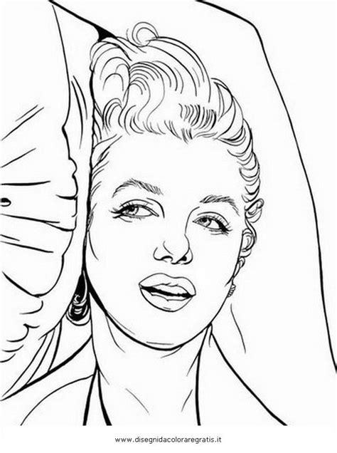 Marilyn Coloring Pages 8 best manlyn monroes images on coloring