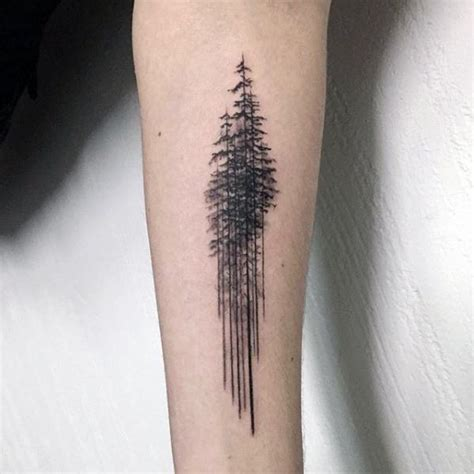 simple tree tattoo 50 simple tree designs for forest ink ideas