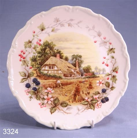 royal albert cottage garden royal albert cottage garden year series autumn bone china