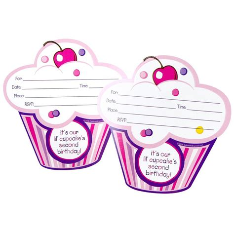 tea party girls party invitations by boatman geller glee prints