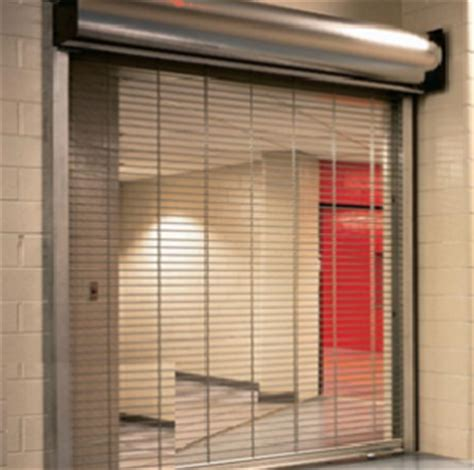 Roll Up Security Doors by Commercial Roll Up Security Door Motorized