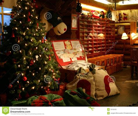 Nice Christmas Presents Clipart #10: Inside-santa-claus-main-post-office-1615543.jpg
