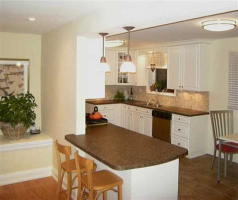 Small Kitchen Design With Peninsula 33 Kitchen Islands And Peninsulas With Dining Area Kitchen Design More Functional