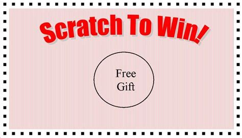 Scratch Card Design Template by Top 37 Ideas About Print Your Own Scratch Cards And