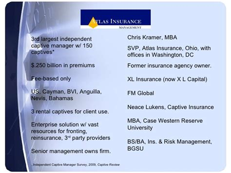 Non Cosigner Student Loans Mba by Captives Create Income And Growth For Agencies