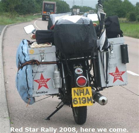 Diy Luggage Rack Motorcycle by Diy Wooden Motorcycle Panniers Motorcycles