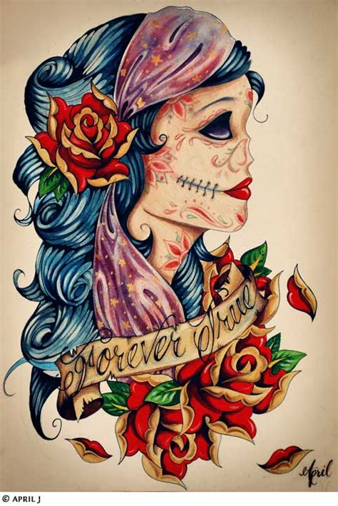 tattoo old school rose and skull rose tattoo images designs