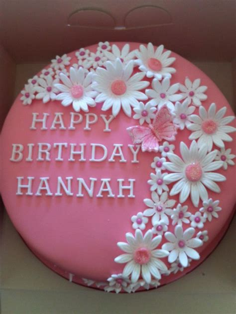 flower birthday cakes ideas  pinterest birthday cakes birthday roses  fondant