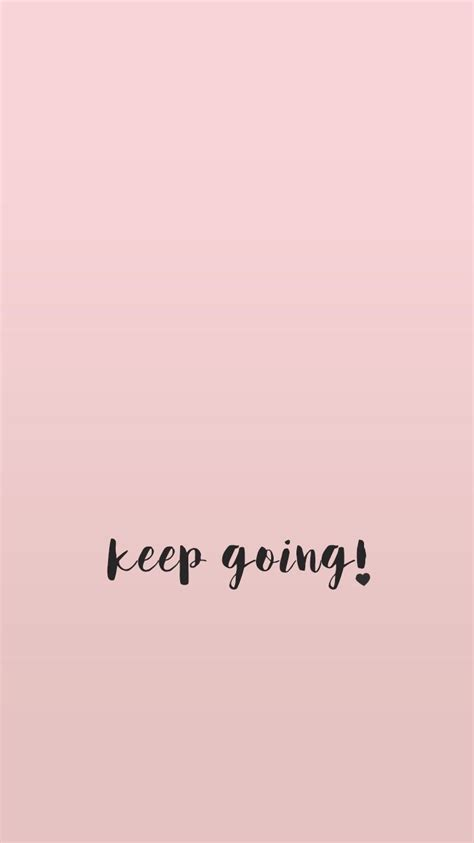Iphone Wallpaper Quote Pink | wallpaper minimal quote quotes inspirational pink