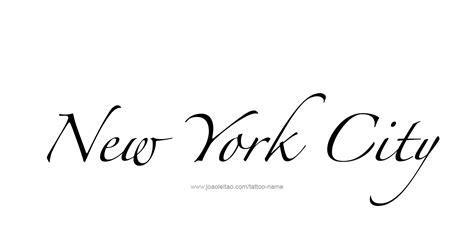 tattoo alphabet city nyc new york city name tattoo designs page 3 of 5 tattoos