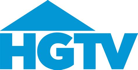 hgtv logo television logonoid
