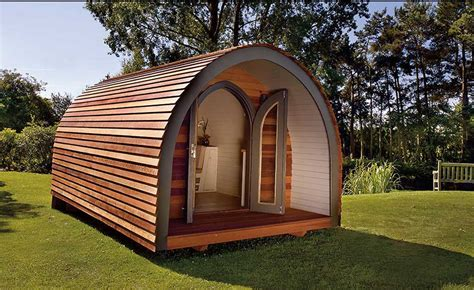 Cabins Designs How To Add A Garden Office Homebuilding Amp Renovating