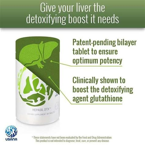 Usana Detox by Usana Hepasil Dtx Take Care For Our Liver Fashion