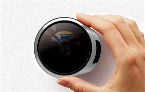 Mirror With Lights Around 360 Degree Peepholes Peep Rotating Door Peephole