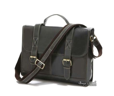 lawyer briefcase black mens leather brief bagswish