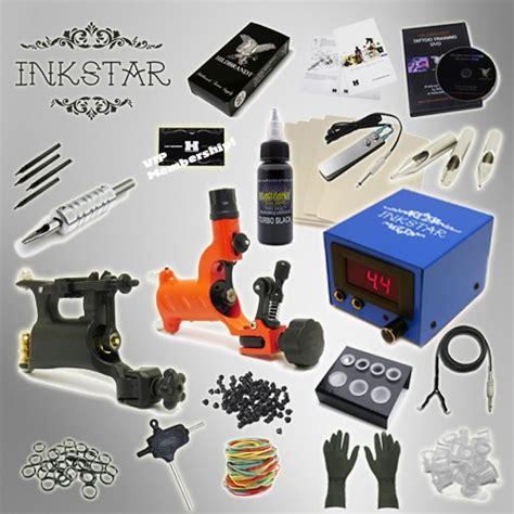 tattoo kit rotary complete tattoo kit professional inkstar 2 machine rotary
