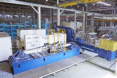 hydraulic cylinder test bench hydraulic cylinder 2p2f test bench hengli hydraulic