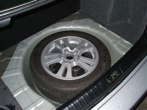 Lu Emergency Vitara where s my spare wheel spare tyre alternatives the car