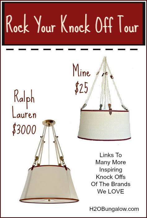hicks pendant knockoff ralph lauren knock off nautical pendant light ralph