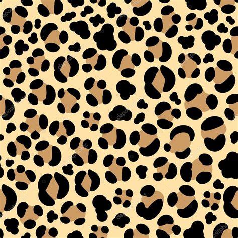 imagenes uñas animal print fondo transparente de leopardo vector de stock