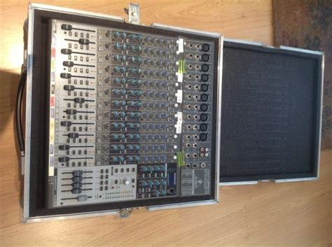Daftar Mixer Behringer 2442 Fx behringer mixer xenyx fx 2442 usb for sale in drumcondra