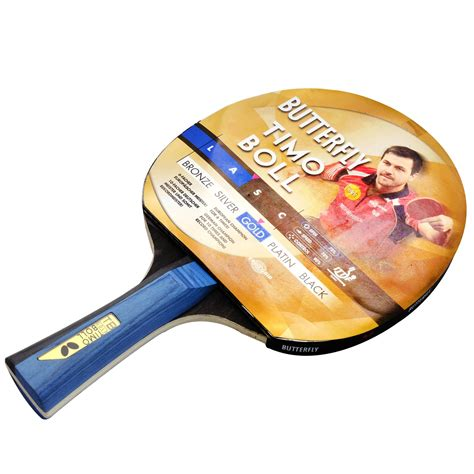 Butterfly Gold butterfly timo boll gold table tennis bat sweatband
