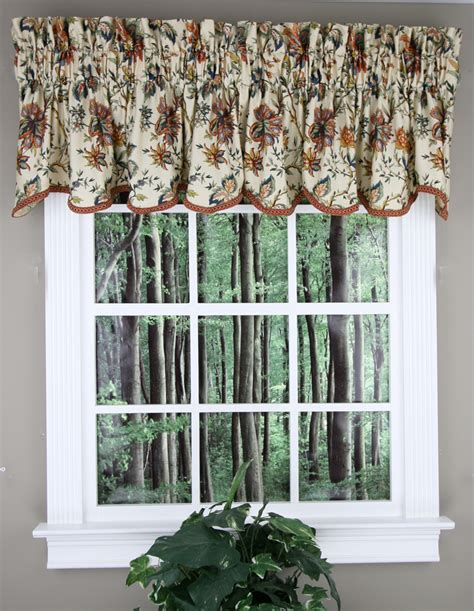 Waverly Felicite Valance felicite valance creme waverly waverly curtains
