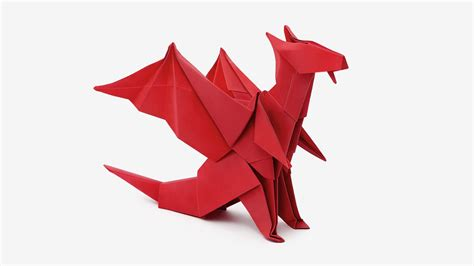 easy origami dragons origami jo nakashima my crafts and diy projects