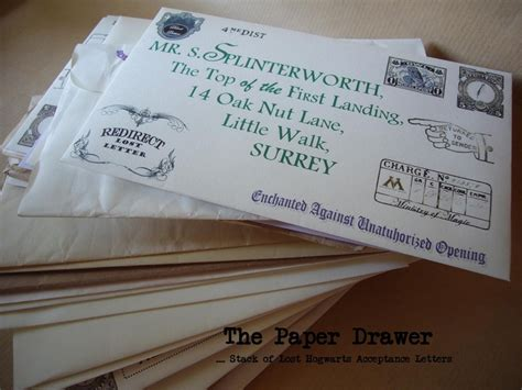 Hogwarts Acceptance Letter Lost In Mail 1544 best witchcraft wizardry images on
