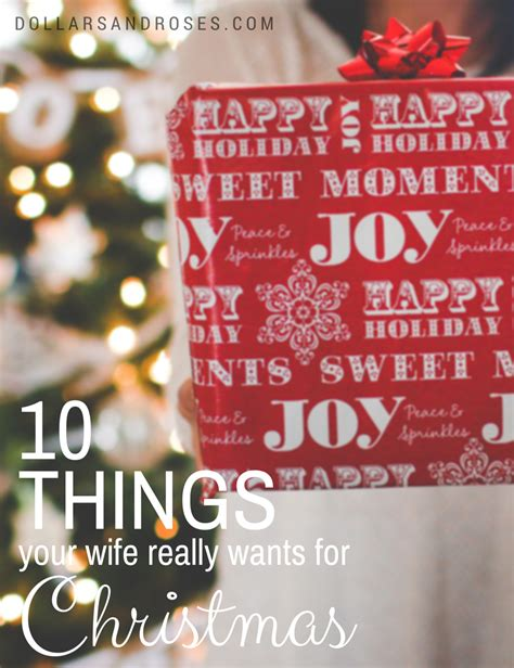 can i buy a house without my husband 10 things your wife really wants for christmas